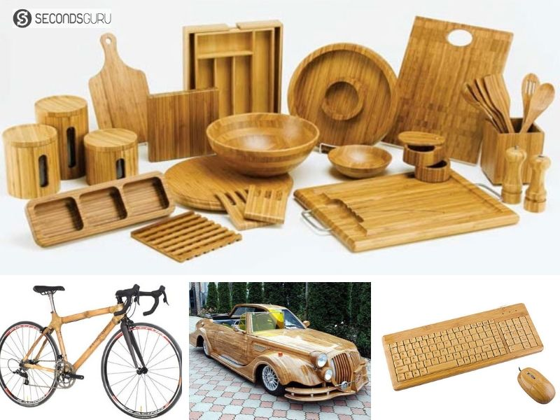 Interesting Bamboo Products