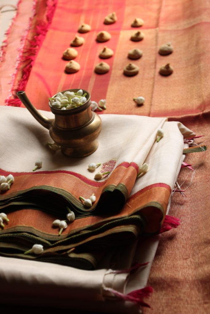 repurposing old saree sari design symbolism