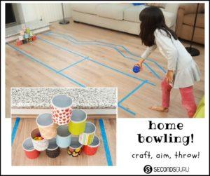 DIY indoor games for kids