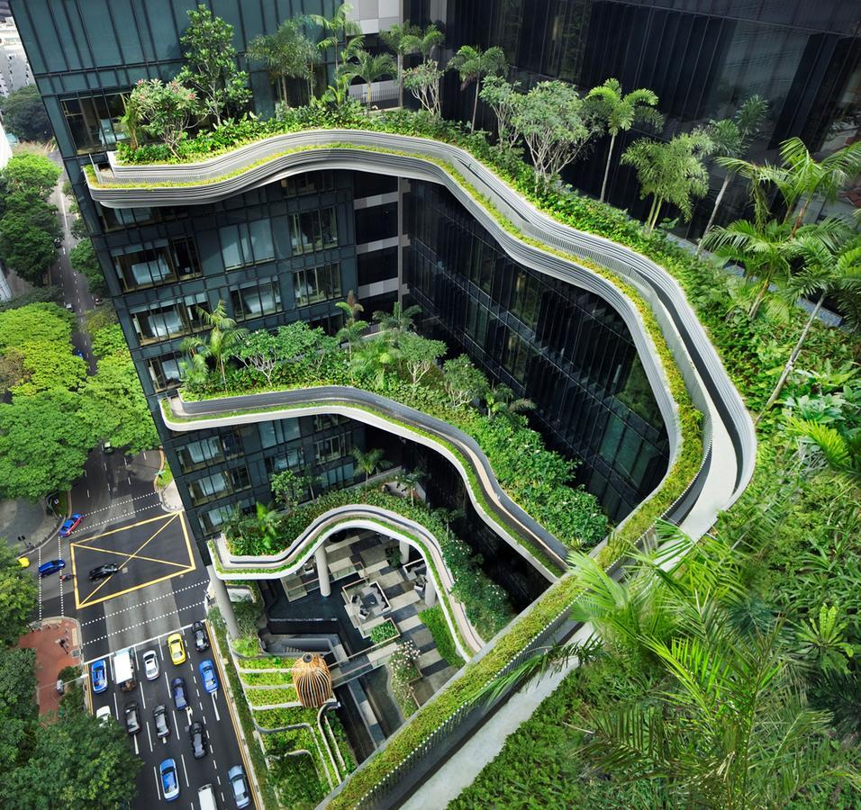 park royal eco building