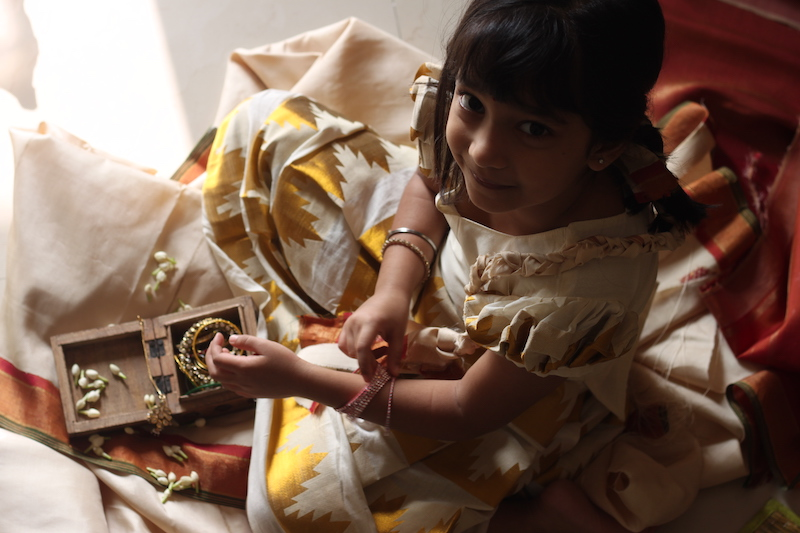 sari story saree recycle upcycle