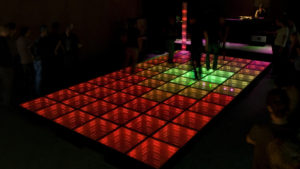 energy dance floors that generate electricity through dancing