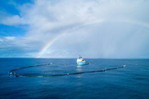 System 001 The Ocean Cleanup