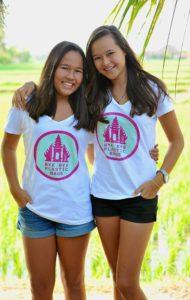 Isabel and Melati Wijsen Bali Sisters