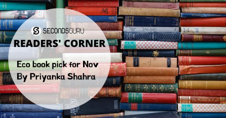 Seconsguru readers corner eco book priyanka shahra