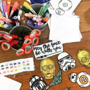 eco gift for kids upcycle workshops