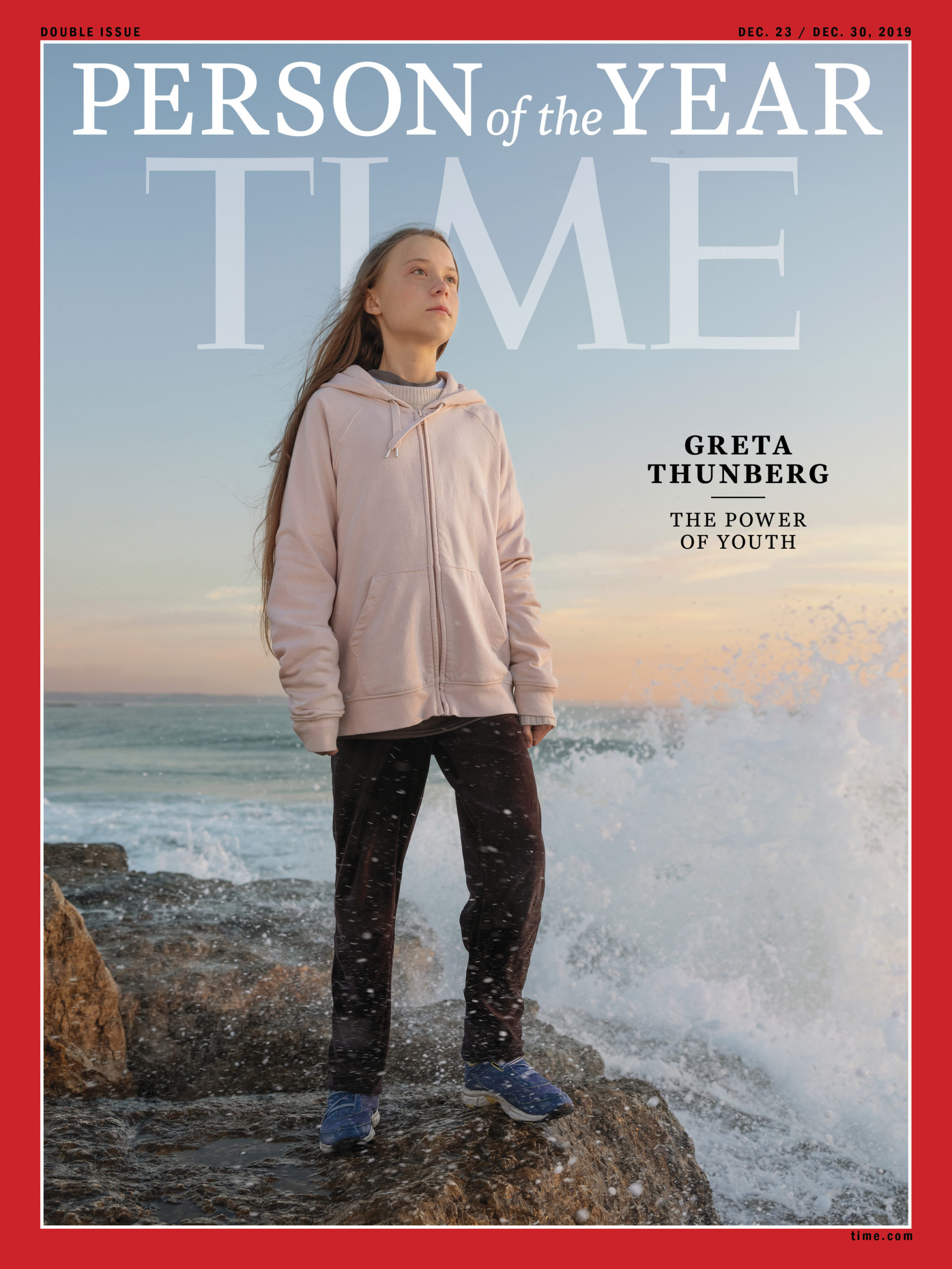 Time Magazine Paerson of the Year