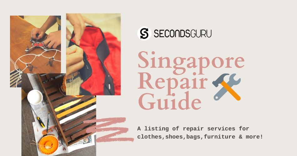 Repair services in Singapore directory