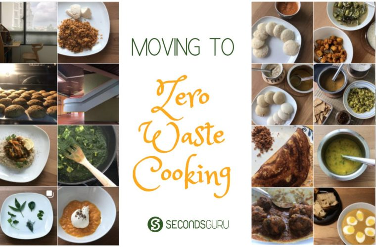 Zero waste cooking