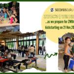 zero waste bootcamp secondsguru youth outreach team oath