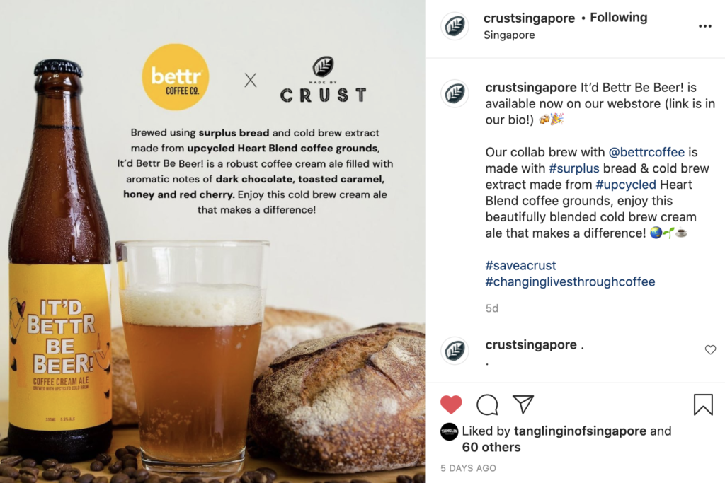 Crust and bettr coffee