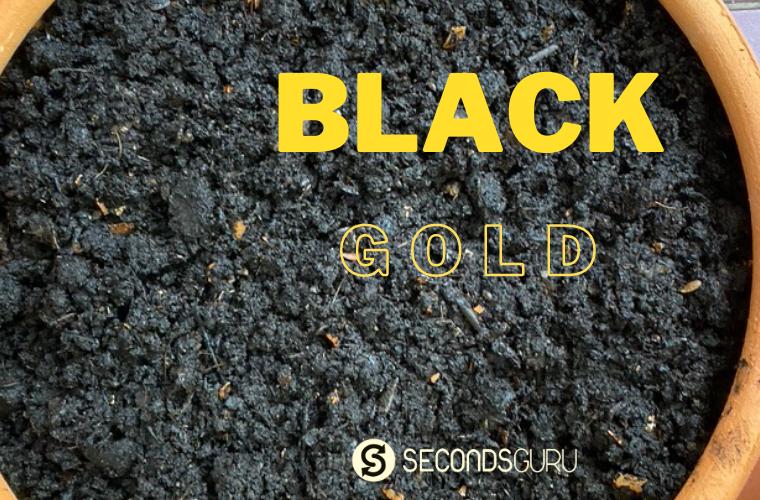 Black Gold-compost