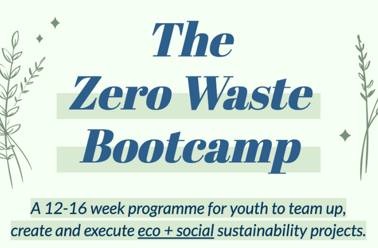 zero waste bootcamp